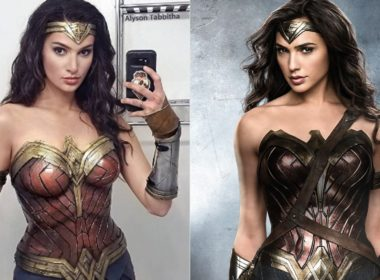 Wonder Woman costume and cosplay by Alyson Tabbitha