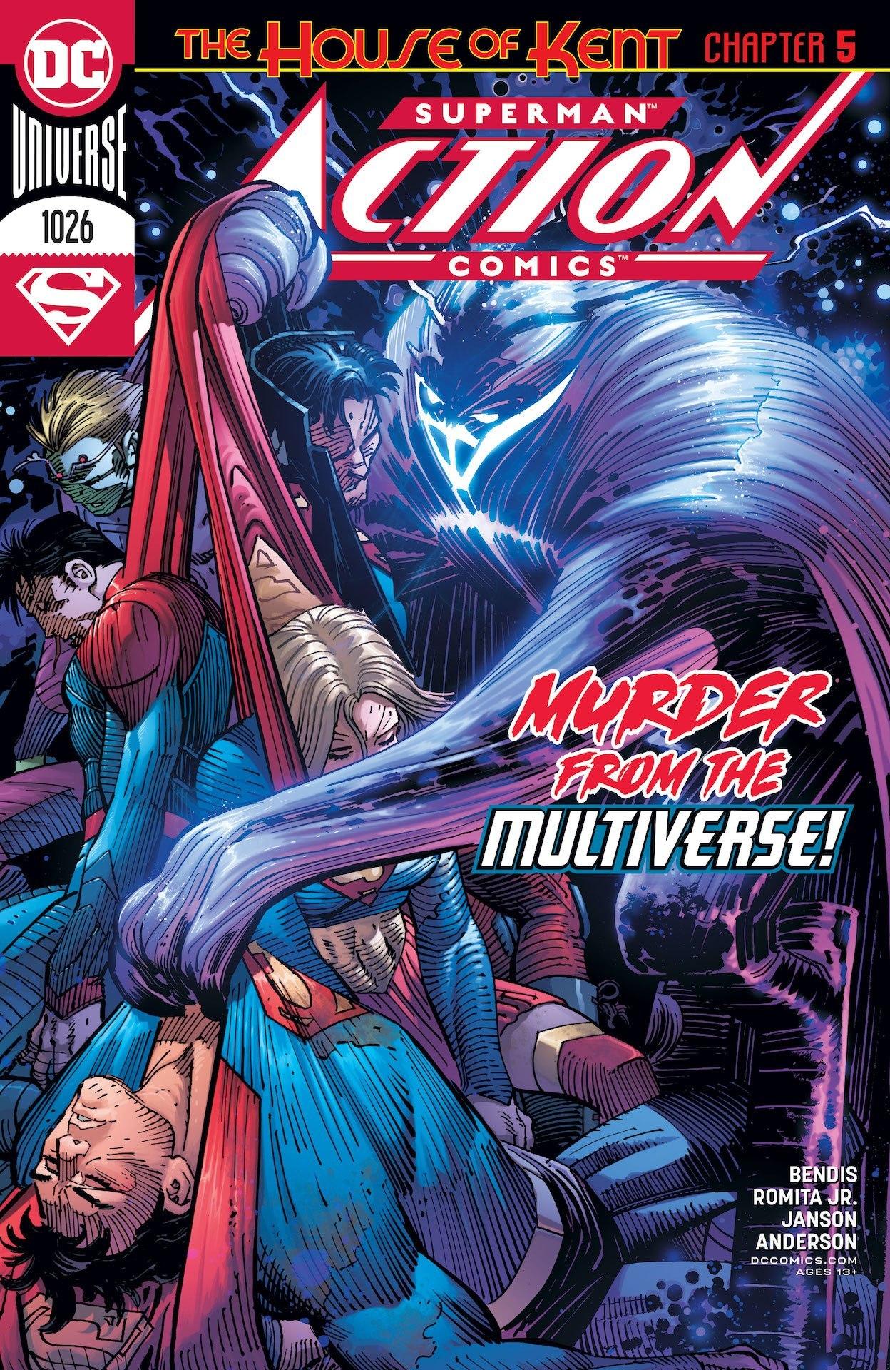 Action Comics #1026 preview
