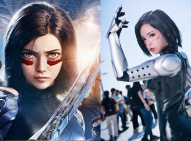 Alita: Battle Angel cosplay by Sixtwo2