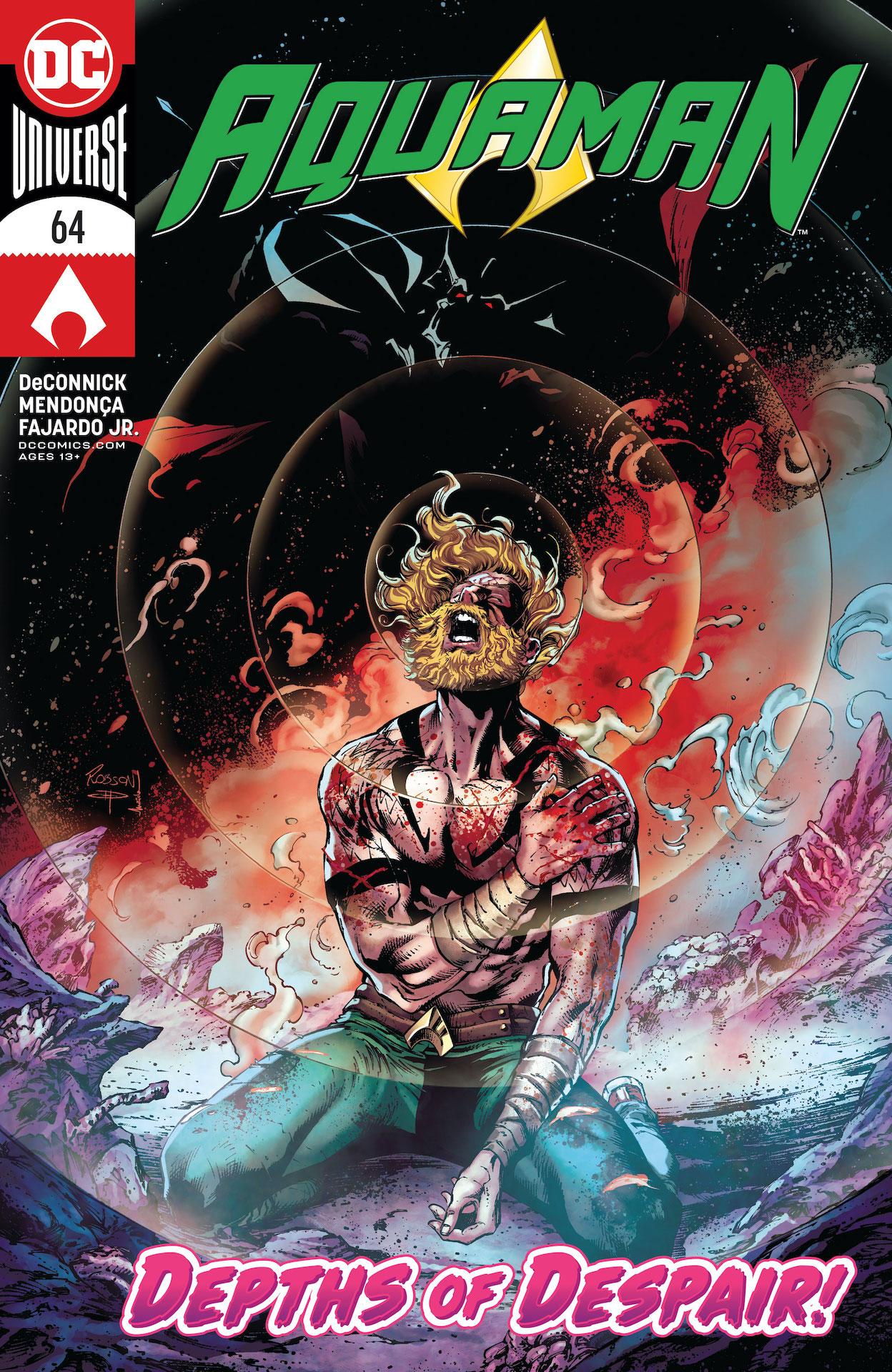 Aquaman #64 preview
