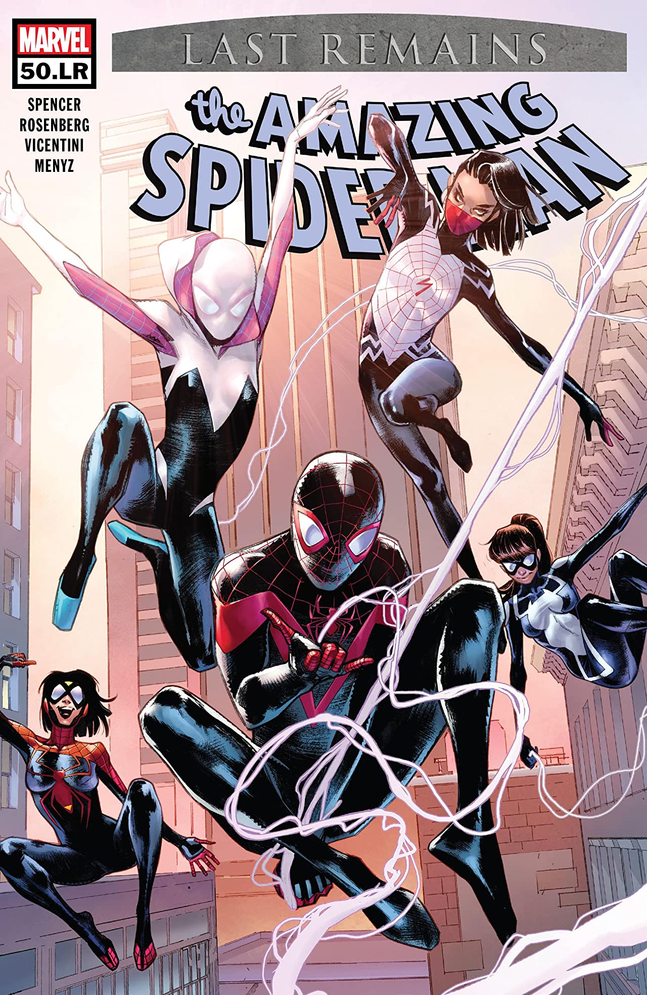 Amazing Spider-Man #50.LR preview
