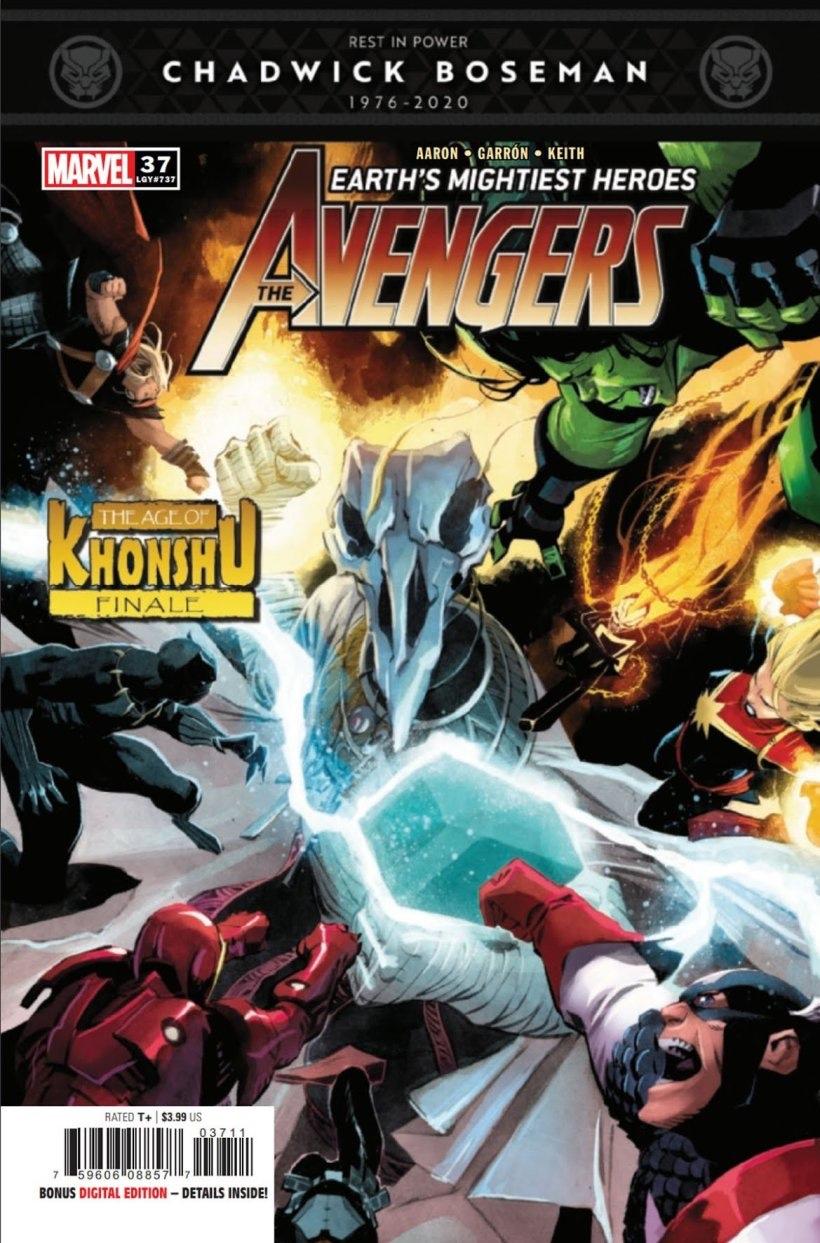 Avengers 37 cover