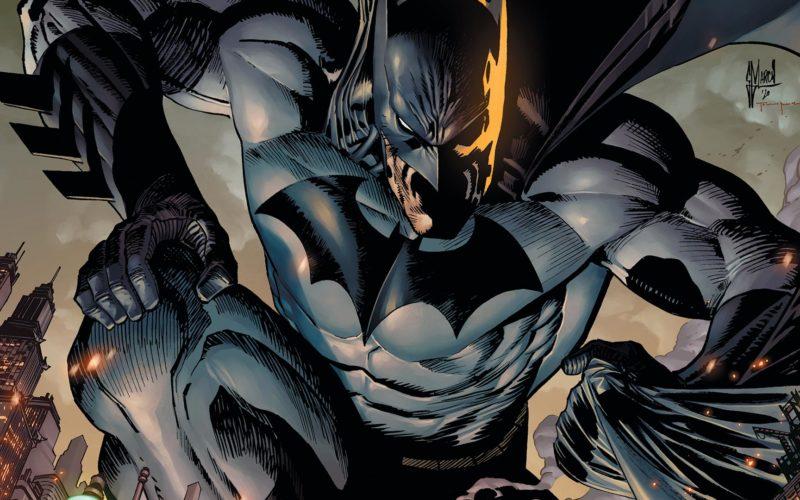Batman #101 preview