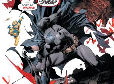 Batman Beyond #48 cover