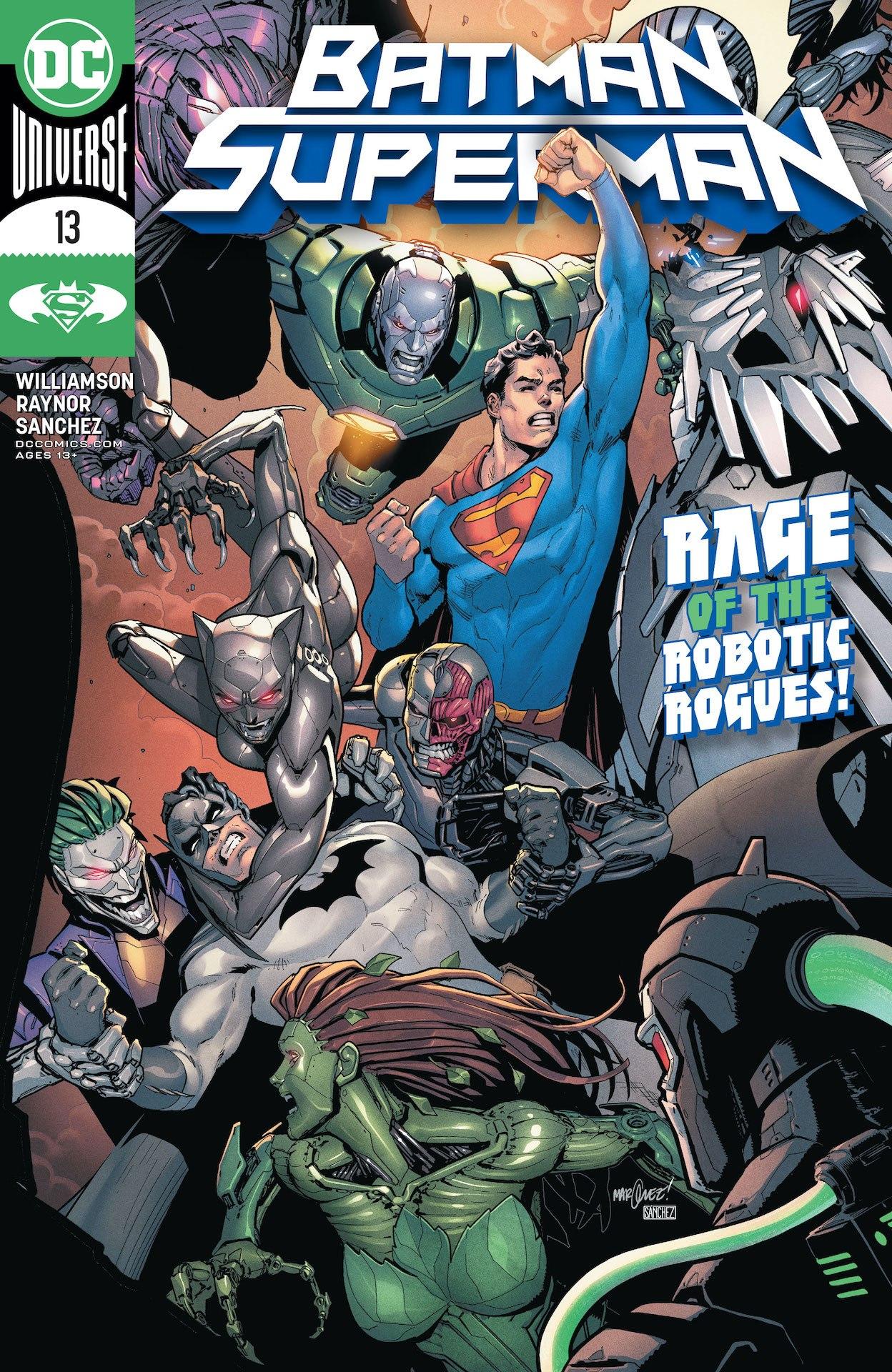 Batman/Superman #13 preview