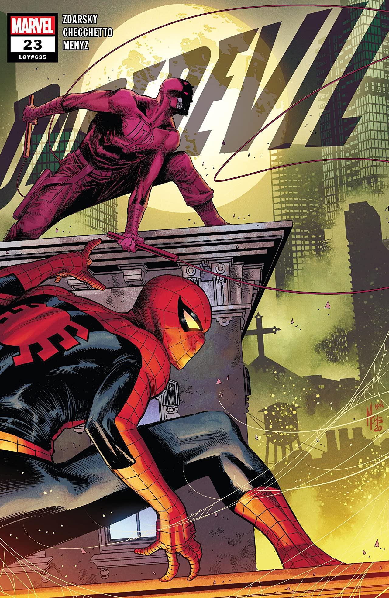 Daredevil #23 preview
