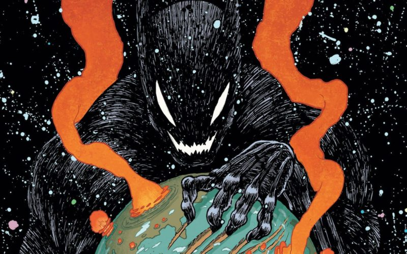 Dark Nights: Death Metal Rise of the New God #1