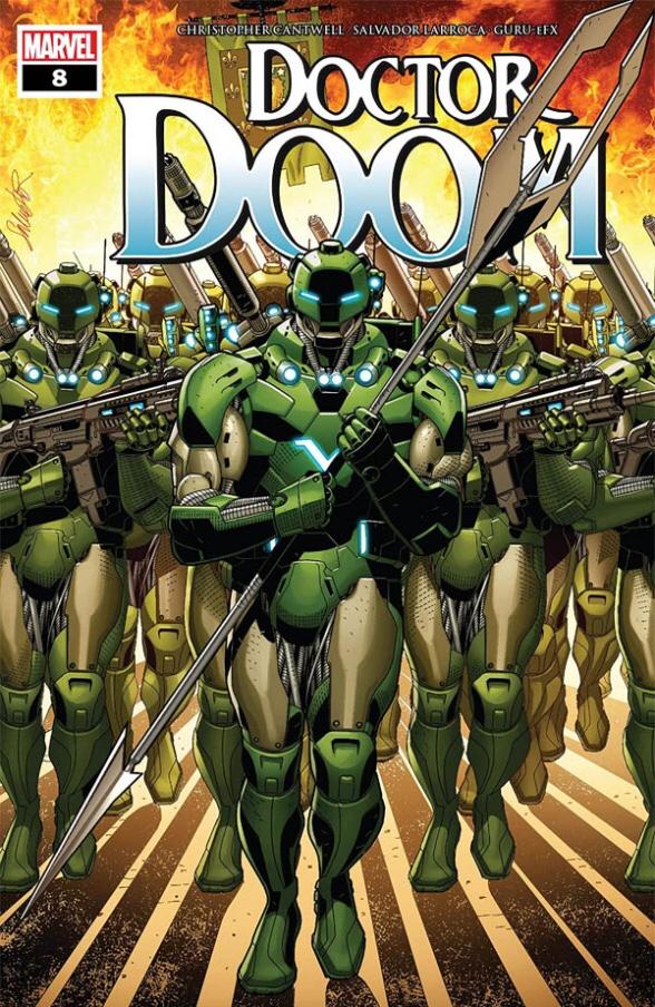 Doctor Doom #8 preview