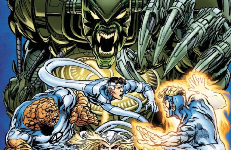 Fantastic Four: Antithesis #3 preview