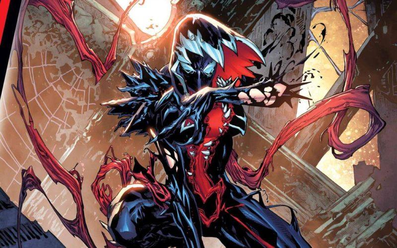 Gwenom vs. Carnage #1