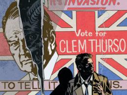 John Constantine: Hellblazer #11 preview