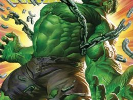 Immortal Hulk #38 cover