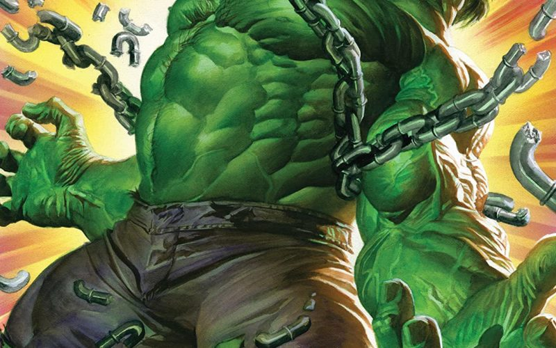Immortal Hulk #38 cover