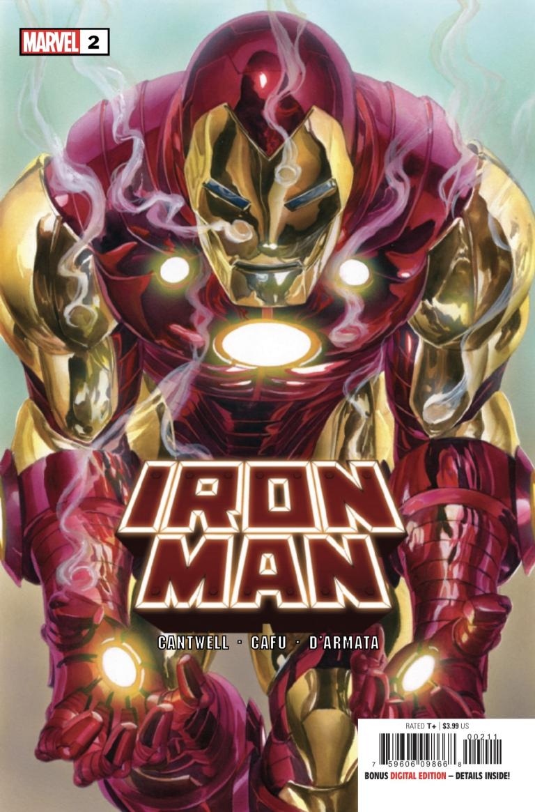 Iron Man #2 preview