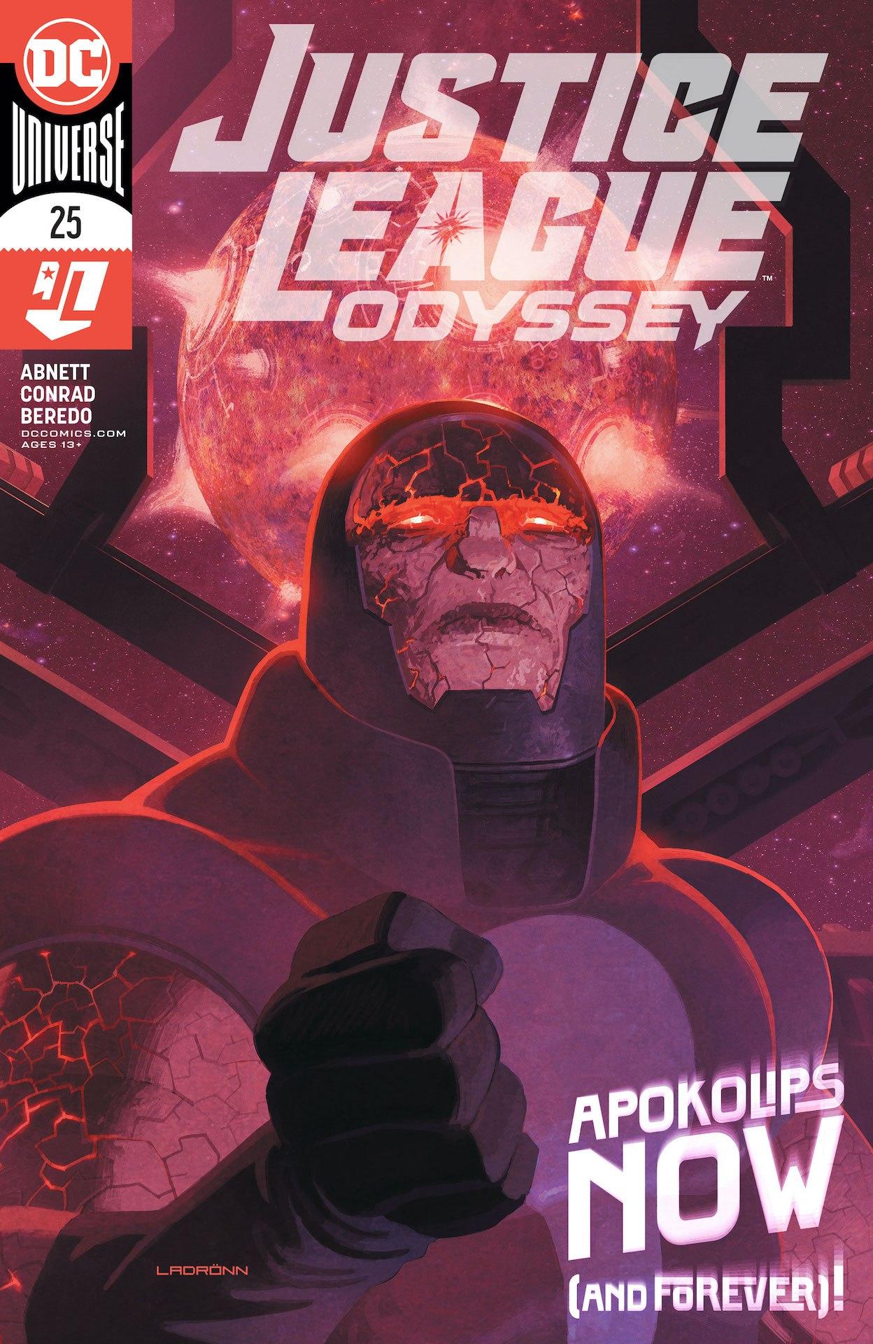 Justice League Odyssey #25