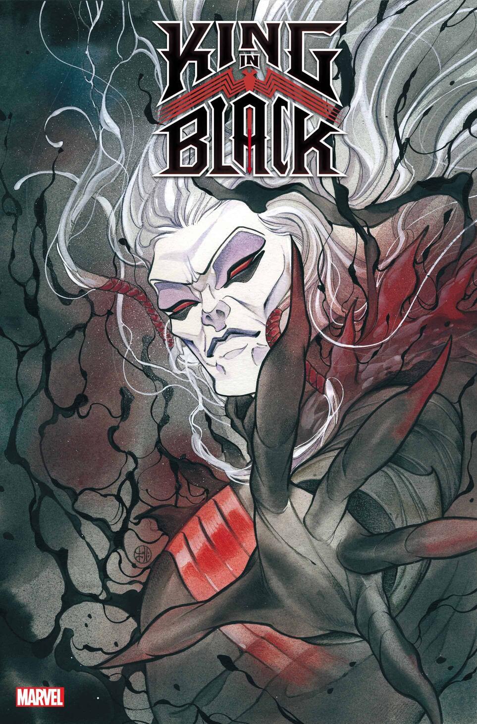 King in Black #1 variant cover