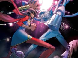 Magnificent Ms. Marvel #18, 75th issue finale