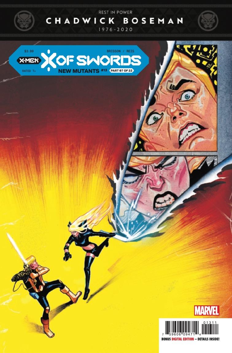 New Mutants #13 cover