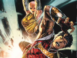 Shang-Chi #2 preview
