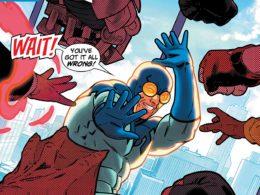 Suicide Squad #10 preview