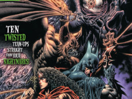 DC: The Doomed and the Damned #1 cover