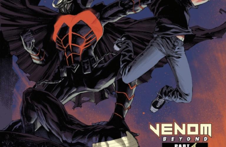 Venom #29 preview