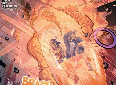 Wonder Woman #765 preview