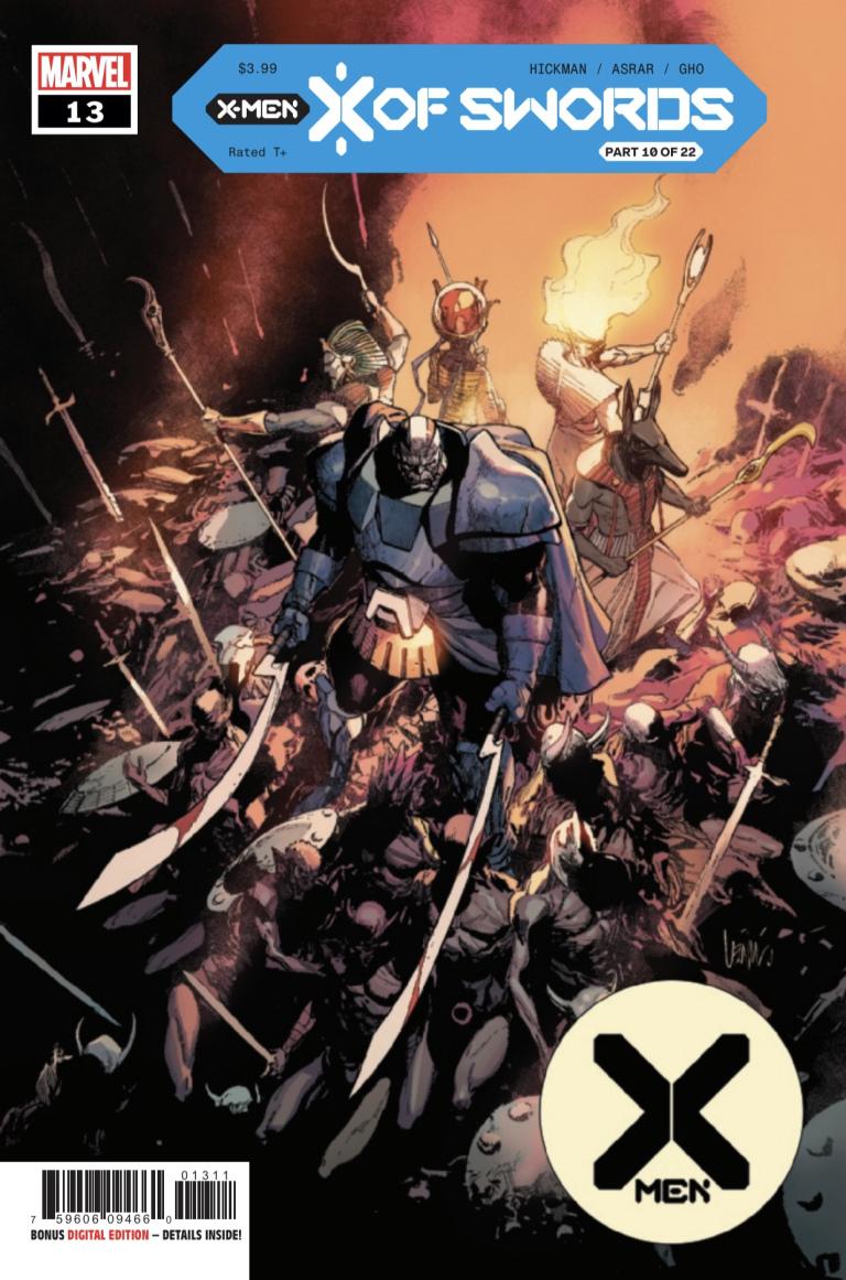 X-Men #13 preview