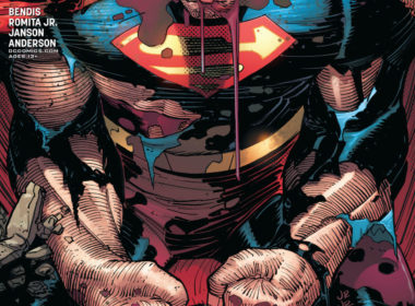 Action Comics #1027 preview