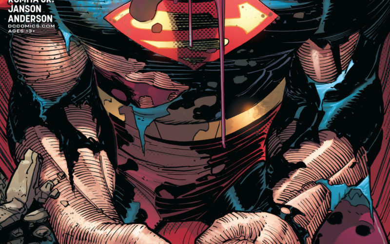 Action Comics #1027 preview