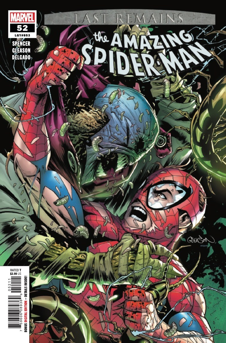 Amazing Spider-Man #52 preview