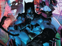 Batman #104 preview