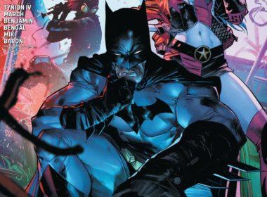 Batman #104 preview