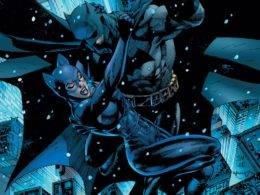 Batman/Catwoman #1 preview