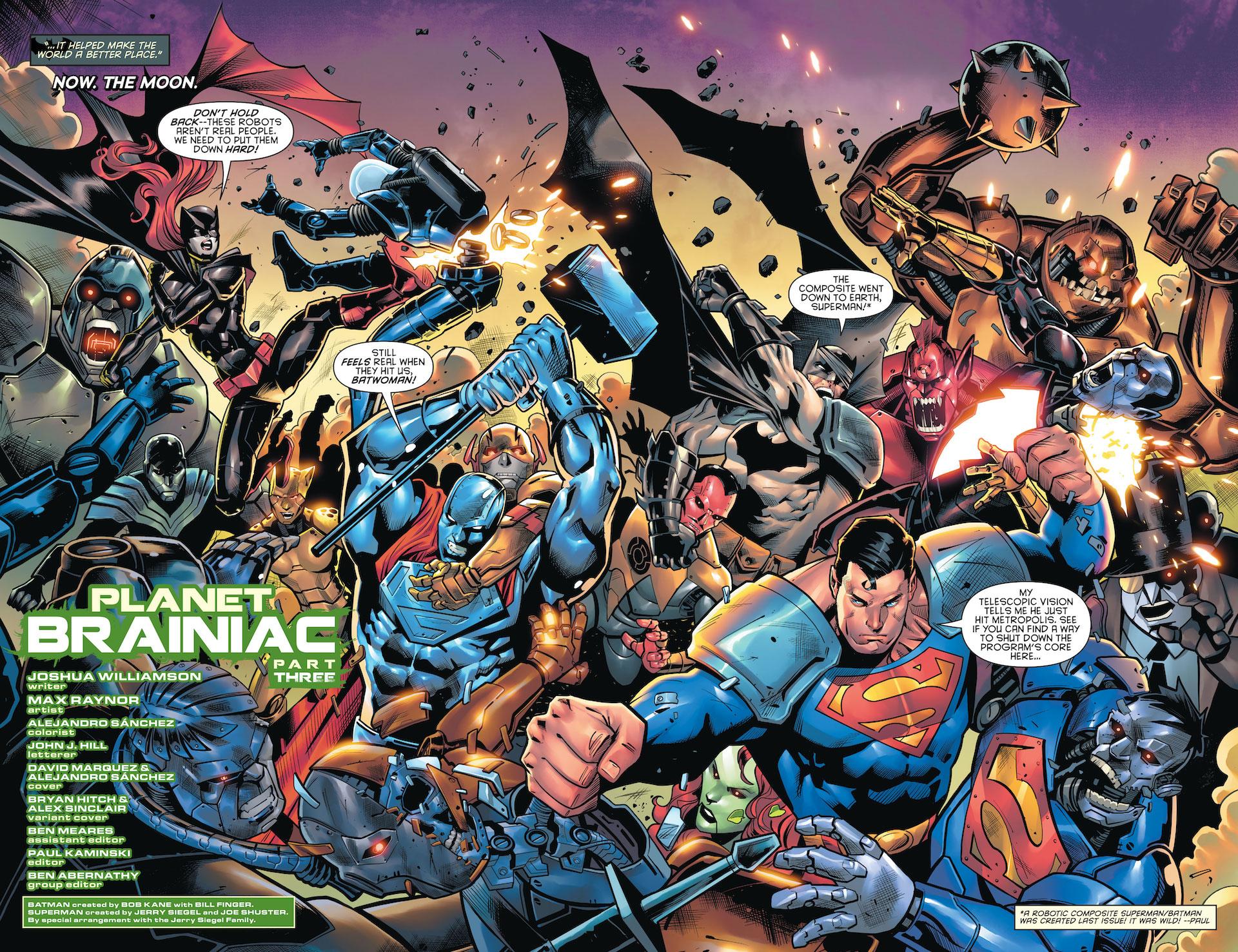 Batman/Superman #14 preview