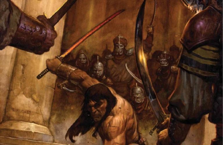 Conan the Barbarian #16 preview