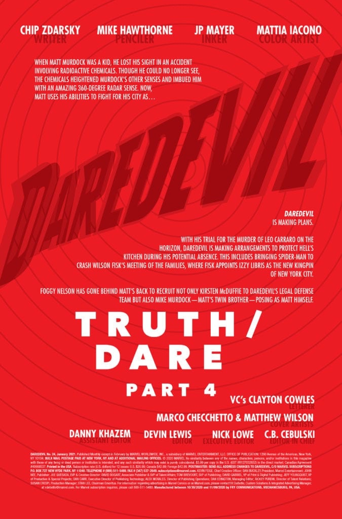 Daredevil #24 preview