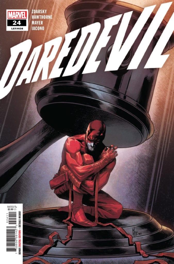 Daredevil #24 preview