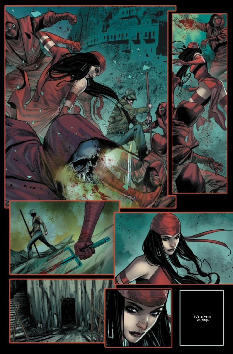 Daredevil #25 preview