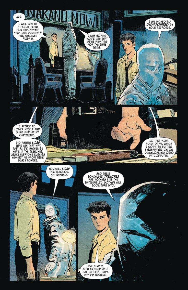 Detective Comics #1031 preview