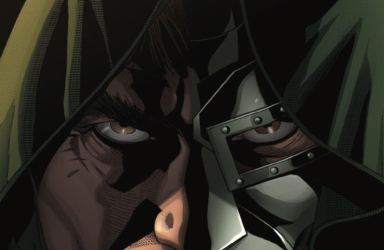 Doctor Doom #9 preview