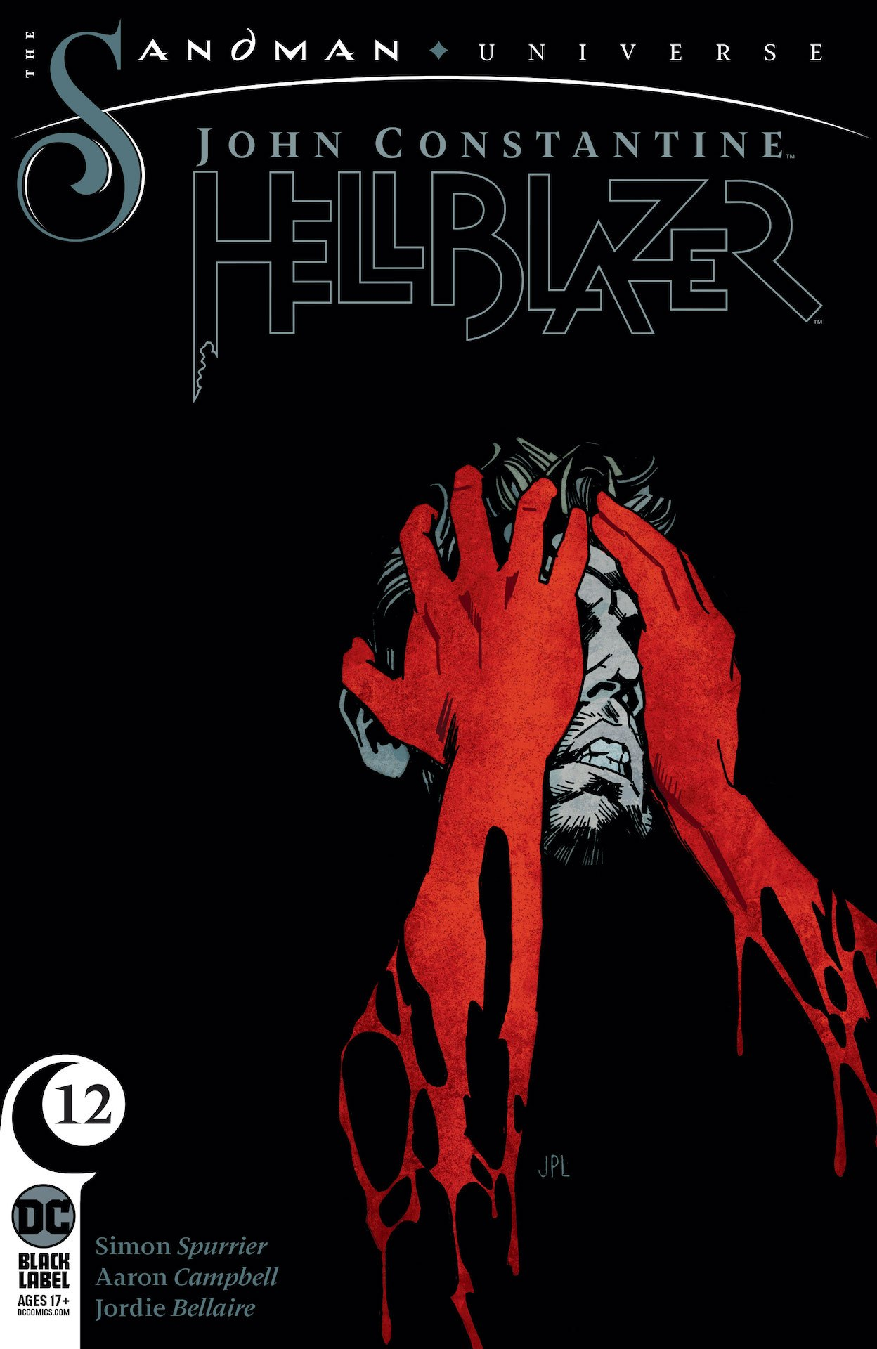 John Constantine: Hellblazer #12 preview