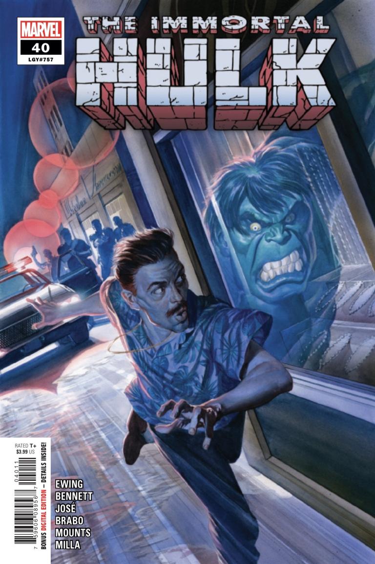 Immortal Hulk #40 preview