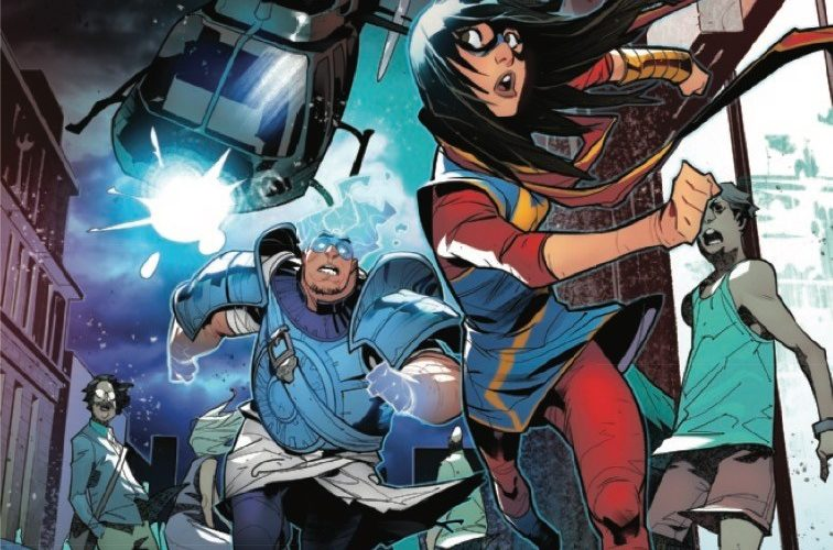 Magnificent Ms. Marvel #16 preview