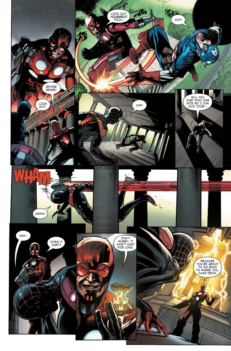 Miles Morales: Spider-Man #21 preview