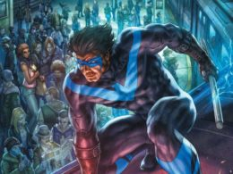 Nightwing #76 preview