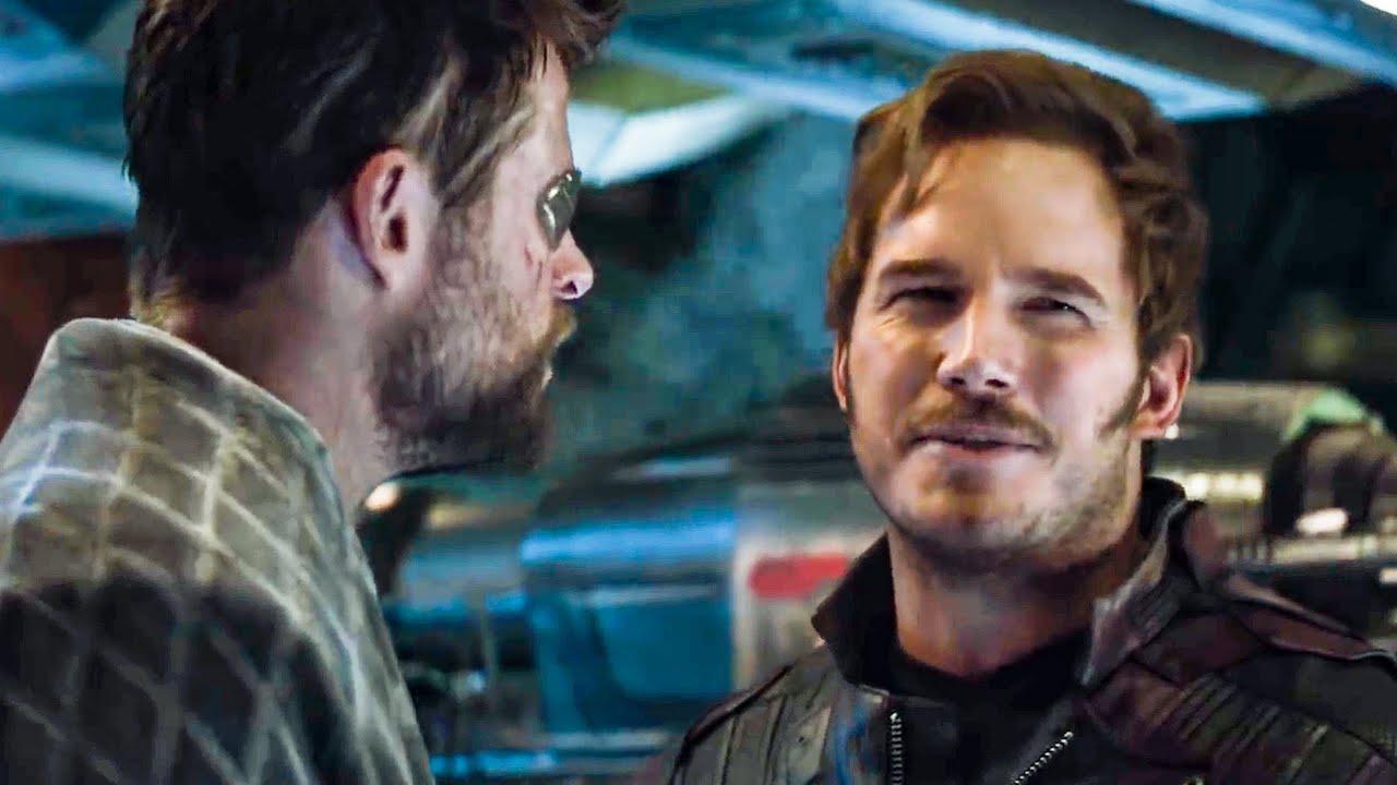 Chris Pratt in Thor 4
