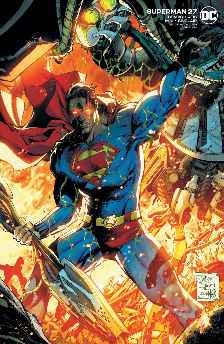 Superman #27 preview