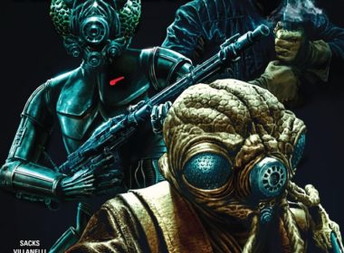 Star Wars: Bounty Hunters #7 preview