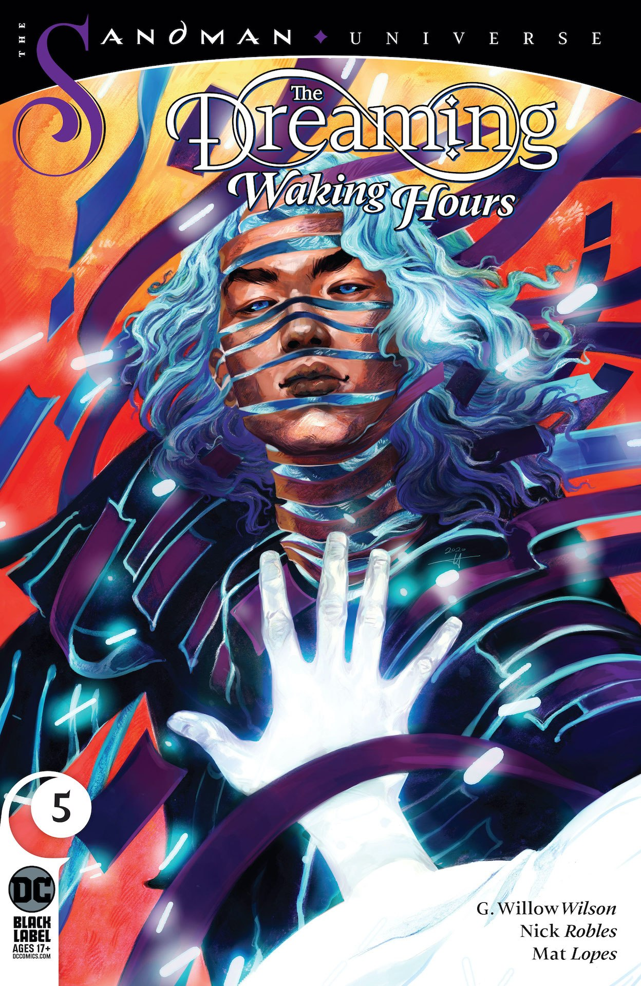 The Dreaming: Waking Hours #5 preview